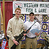 Winners of at the Maine State Sportsman Show 2011,