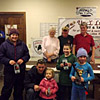2012 Youth Ice Fishing Derby.
